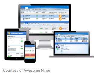 معرفی استخراج کننده ارز Awesome-Miner