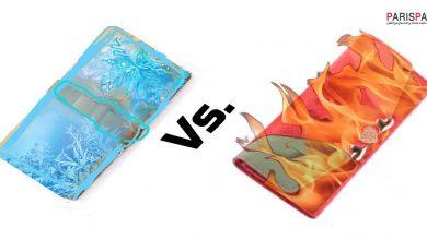 تصویر از کیف پول های داغ (Hot wallet) چیست